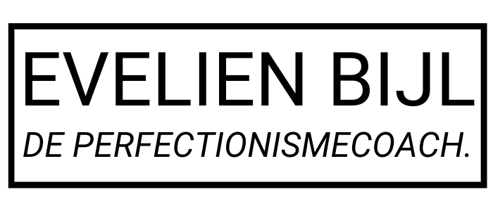 Evelien Bijl - De Perfectionismecoach